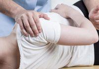Masažas reabilitacijos klinikoje